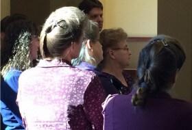 FLDS Leaders plead not guilty - Aric Cramer