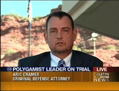 Aric Cramer lawyer