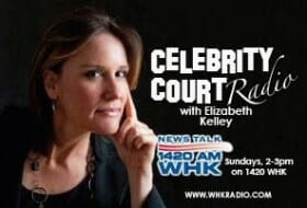 Celebrity Court Radio interviews Aric Cramer