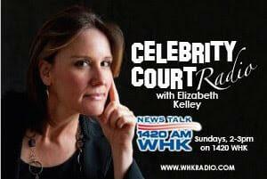 Celebrity Court Radio interviews Aric Cramer